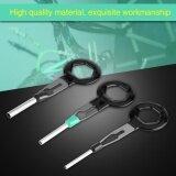 ราคา Car Wire Harness Plug Terminal Extraction Pick Connector Crimp Pin Back Needle Remove Tool Set Intl จีน
