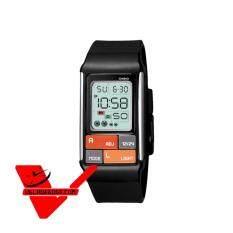 ซื้อ Casio Poptone นาฬิกาข้อมือผู้หญิง ใส่ว่ายน้ำได้ สายเรซิ่น ประกัน 1ปี รุ่น Ldf 50 1Dr ออนไลน์ สมุทรปราการ