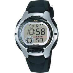 ราคา Casio นาฬิกาข้อมือ แบตเตอรี่ 10 ปี สายเรซิน รุ่น Lw 200 1A ใหม่ล่าสุด