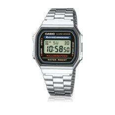 ขาย Casio นาฬิกาข้อมือ รุ่น A168Wa 1Wdf Black ออนไลน์ ใน สมุทรปราการ