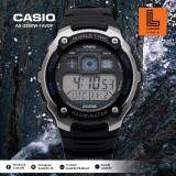ราคา นาฬิกาข้อมือ Casio รุ่น Ae 2000W 1Avdf Standard นาฬิกาข้อมือผู้ชาย สายเรซิ่น ใหม่