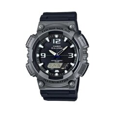 ขาย Casio นาฬิกาข้อมือผู้ชาย รุ่น Aq S810W 1A4Vdf สีดำ ถูก