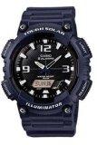ราคา Casio นาฬิกาข้อมือผู้ชาย สายเรซิ่น รุ่น Aq S810W 2A2V สีน้ำเงินเข้ม เป็นต้นฉบับ