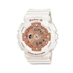 ซื้อ Casio Baby G นาฬิกาข้อมือ รุ่น Ba 110 7A1Dr White ออนไลน์ ถูก