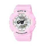 ราคา Casio Baby G นาฬิกาข้อมือผู้หญิง รุ่น Ba 110Be 4Adr สีชมพู Casio Baby G เป็นต้นฉบับ