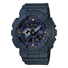 ซื้อ Casio Baby G Ba 110Dc 2A1 นาฬิกาผู้หญิงสายยาง ถูก Thailand
