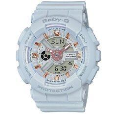 ขาย ซื้อ Casio Baby G นาฬิกาข้อมือผู้หญิง สายเรซิ่น รุ่น Ba 110Ga 8A สีเทา กรุงเทพมหานคร