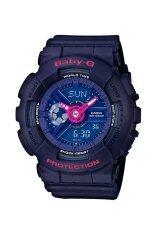 ส่วนลด Casio Baby G Ba 110Pp 2A Hourly Time Signal Women S Watch Purple Casio Baby G ฮ่องกง