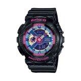 ขาย ซื้อ ออนไลน์ Casio Baby G นาฬิกาข้อมือผู้หญิง รุ่น Ba 112 1Adr สีดำ