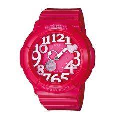 ราคา Casio Baby G นาฬิกาข้อมือ รุ่น Bga 130 4Bdr Casio Baby G