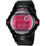 ราคา Casio Baby G Black Resin Band Watch Bg 169R 1B Intl เป็นต้นฉบับ Casio Baby G