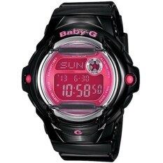 ราคา Casio Baby G Black Resin Band Watch Bg 169R 1B Intl ออนไลน์