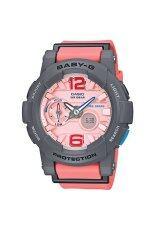 ซื้อ Casio Baby G G Lide Rasin Strap รุ่น Bga 180 4B2 Pink ออนไลน์ ถูก