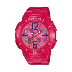 โปรโมชั่น Casio Baby G นาฬิกาข้อมือผู้หญิง สายเรซิ่น รุ่น Bga 171 4B1Dr สีชมพู Casio Baby G ใหม่ล่าสุด