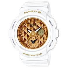 Casio Baby G นาฬิกาข้อมือผู้หญิง สายเรซิ่น รุ่น Bga 195M 7A สีขาว Casio Baby G ถูก ใน กรุงเทพมหานคร