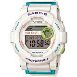 ซื้อ Casio Baby G นาฬิกาข้อมือผู้หญิง สีขาว สายเรซิ่น รุ่น Bgd 180Fb 7 ถูก ใน กรุงเทพมหานคร