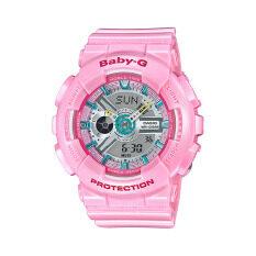 โปรโมชั่น Casio Baby G นาฬิกาข้อมือ รุ่น Ba 110Ca 4A Casio Baby G