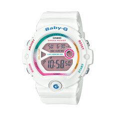 Casio Baby G นาฬิกาข้อมือ สีขาว สายเรซิ่น รุ่น Bg 6903 7C ใหม่ล่าสุด