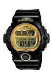 ราคา Casio Baby G นาฬิกาข้อมือสุภาพสตรี สายเรซิ่น รุ่น Bg 6901 1Dr สีดำ ใน พะเยา