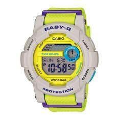 ขาย Casio Baby G Yellow Resin Strap Watch Bgd 180 3 Casio Baby G เป็นต้นฉบับ