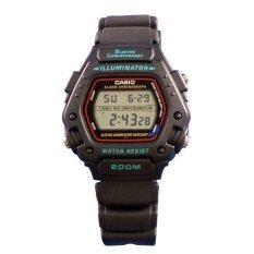Casio Classics นาฬิกาข้อมือ รุ่น Dw 290 1V Black Casio ถูก ใน กรุงเทพมหานคร
