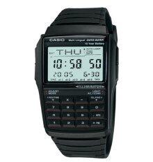 ขาย Casio Databank นาฬิกาเครื่องคิดเลข สีดำ สายเรซิ่น รุ่น Dbc 32 1Adf กรุงเทพมหานคร ถูก
