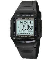 ซื้อ Casio นาฬิกาข้อมือ Db 36 1 สีดำ ถูก สงขลา
