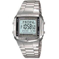 ซื้อ Casio นาฬิกาข้อมือ รุ่น Db 360 1A สีเงิน ใน Thailand
