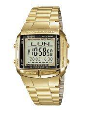 ขาย ซื้อ Casio นาฬิกาข้อมือ รุ่น Db 360G 9A สีทอง