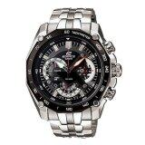 ซื้อ Casio นาฬิกา Edifice Chronograph สีดำ Ef 550D 1Avdf Casio Edifice