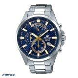 นาฬิกาข้อมือผู้ชาย Casio Edifice Chronograph สายสแตนเลส รุ่น Efv 530D 2A Casio ถูก ใน สงขลา
