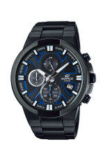 ขาย Casio Edifice Chronograph นาฬิกาข้อมือผู้ชาย สายสแตนเลส รุ่น Efr 544Bk 1A2 Black ถูก Thailand