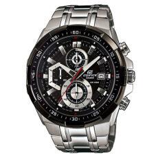 ขาย Casio Edifice Chronograph นาฬิกาข้อมือผู้ชาย สีเงิน สายสแตนเลสสตีล รุ่น Efr 539D 1Avudf ถูก ใน กรุงเทพมหานคร