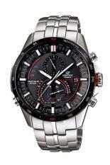 ซื้อ Casio Edifice Chronograph นาฬิกาข้อมือ รุ่น Eqs A500Db 1A Silver ถูก ใน Thailand
