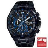 ซื้อ Casio Edifice นาฬิกาข้อมือสุภาพบุรุษ รุ่น Efr 539Bk 1A2Vudf ประกันศูนย์cmg ถูก