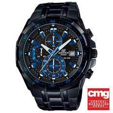 ราคา Casio Edifice นาฬิกาข้อมือสุภาพบุรุษ รุ่น Efr 539Bk 1A2Vudf ประกันศูนย์cmg ใน Thailand
