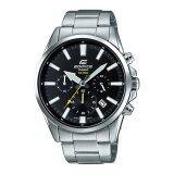ขาย ซื้อ Casio Edifice นาฬิกาข้อมือผู้ชาย สายสแตนเลส รุ่น Efv 510D 1A