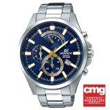 ซื้อ Casio Edifice นาฬิกาข้อมือผู้ชาย รุ่น Efv 530D 2Avudf ประกันศูนย์cmg Casio Edifice