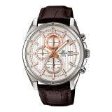 ขาย Casio Edifice นาฬิกาข้อมือชาย รุ่น Efr 532L 7A Brown White Casio Edifice ออนไลน์