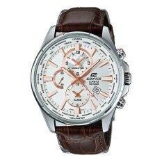 ซื้อ Casio Edifice นาฬิกาข้อมือผู้ชาย สายแสตนเลส รุ่น Efr 304L 7A ใหม่ล่าสุด