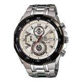 Casio Edifice นาฬิกาข้อมือผู้ชาย สายสแตนเลส รุ่น Efr 539D 7A สีเงิน สงขลา