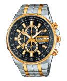 ขาย Casio Edifice นาฬิกาข้อมือผู้ชาย สีดำ สายสแตนเลส รุ่น Efr 549Sg 1Av Casio Edifice ผู้ค้าส่ง