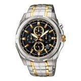 Casio Edifice นาฬิกาข้อมือผู้ชาย สีเงิน สายสแตนเลส รุ่น Ef 328Sg 1 ถูก