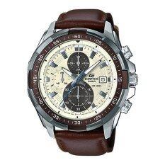 โปรโมชั่น Casio Edifice นาฬิกาข้อมือ รุ่น Efr 539L 7B Casio Edifice ใหม่ล่าสุด