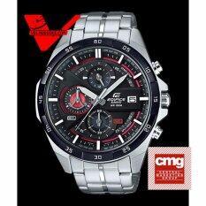 ส่วนลด Casio Edifice นาฬิกาข้อมือสุภาพบุรุษ สายแสตนเลส รุ่น Efr 556Db 1Av