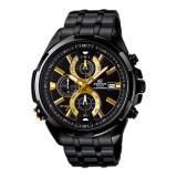 Casio Edifice นาฬิกาผู้ชาย สายสแตนเลส รุ่น Efr 536Bk 1A9 สีดำ เป็นต้นฉบับ