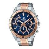 ราคา Casio Edifice นาฬิกาผู้ชาย สายสแตนเลส รุ่น Efr 552Sg 2Av Casio ใหม่