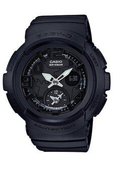 Casio เด็ก...จี BGA-190BC-1B สีดำ(free size)