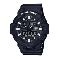 โปรโมชั่น Casio G Shock 35Th Anniversary Limited Men S Black Resin Strap Watch Ga 700Eh 1A ใน ฮ่องกง