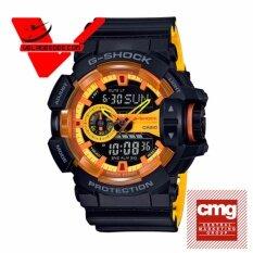 ขาย ซื้อ Casio G Shock ประกันCmg นาฬิกาข้อมือชาย 2 ระบบ สายเรซิ่น รุ่น Ga 400By 1A